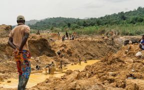 Galamsey Fight: Government will not allow people to benefit from illegalities - Minister