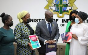 Information minister lauds AWMA for their data-driven advocacy, commits to amplify media women.