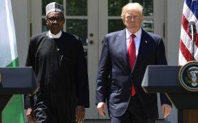 Trump US Nigeria